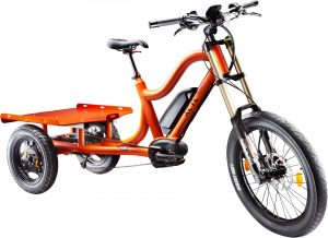XCYC Pickup Work 2019 Lasten e-Bike