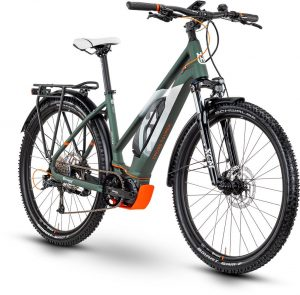 Husqvarna Cross Tourer CT4 2020 Trekking e-Bike