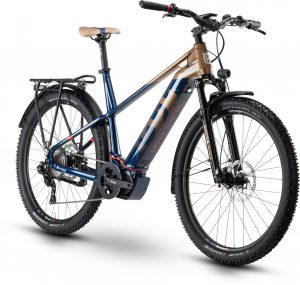 Husqvarna Cross Tourer CT6 FS 2020 Trekking e-Bike