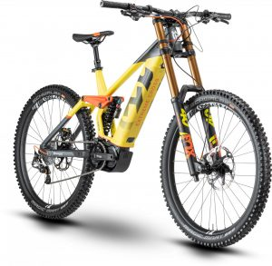Husqvarna Extreme Cross EXC10 2020 e-Mountainbike