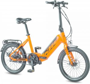 KTM Macina Fold 2020 Klapprad e-Bike,Urban e-Bike