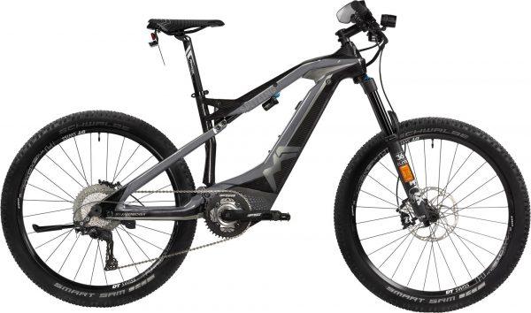 M1 Spitzing Evolution S-Pedelec 2020 e-Mountainbike