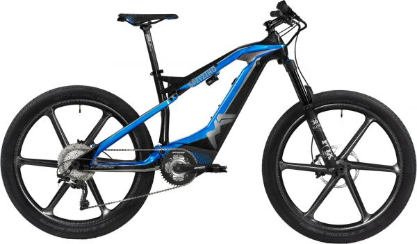 M1 Spitzing Evolution World Cup 2020 e-Mountainbike