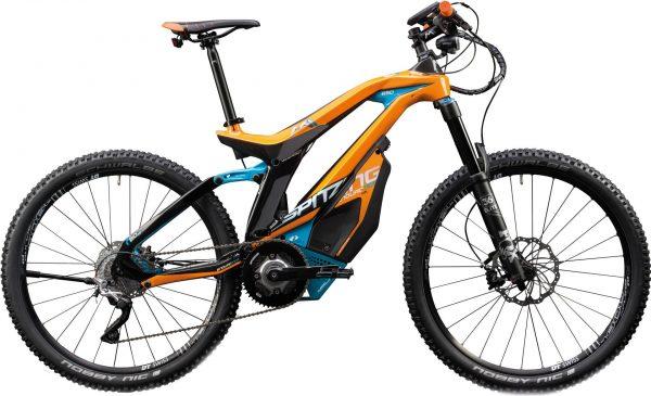 M1 Spitzing R-Pedelec 2020 e-Mountainbike