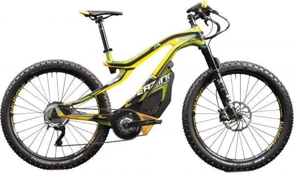 M1 Sterzing CC Pedelec 2020 e-Mountainbike