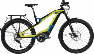 M1 Sterzing Evolution GT Pedelec 2020 e-Mountainbike