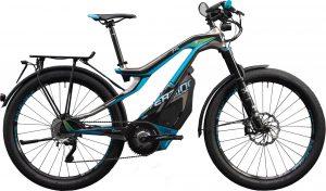 M1 Sterzing GT S-Pedelec 2020 e-Mountainbike,S-Pedelec