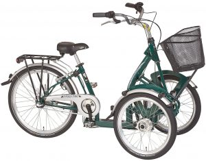 PFAU-Tec Bene 2020 Dreirad für Erwachsene