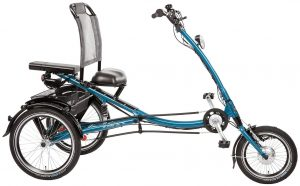 PFAU-Tec ScooterTrike-FM L 2020 Dreirad für Erwachsene