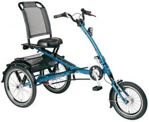 PFAU-Tec ScooterTrike-FM S 2020 Dreirad für Erwachsene