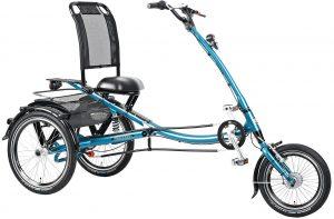 PFAU-Tec Scootertrike L 2020 Dreirad für Erwachsene