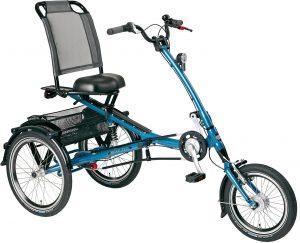 PFAU-Tec Scootertrike S 2020 Dreirad für Erwachsene