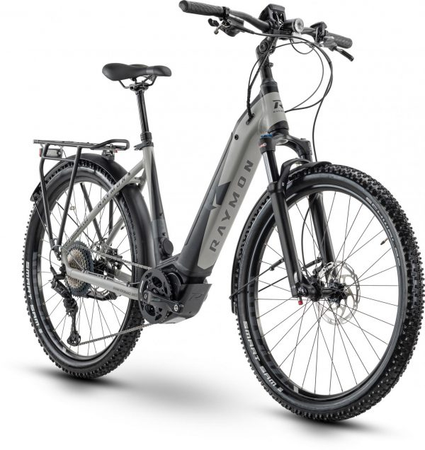 R Raymon Crossray E 8.5 Street 2020 Trekking e-Bike