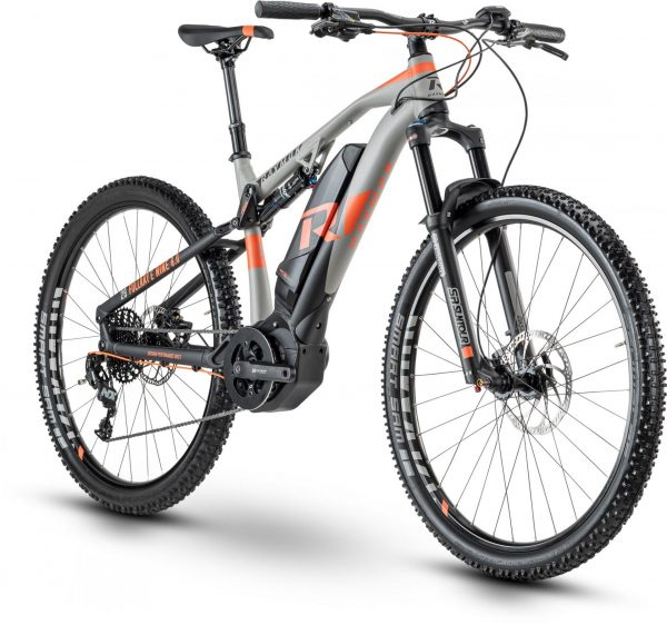 R Raymon Fullray E-Nine 6.0 2020 e-Mountainbike