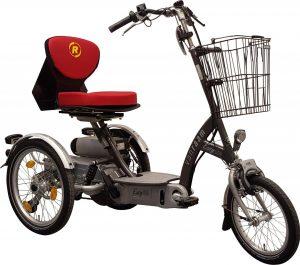 Van Raam Easy Go 2020 Dreirad für Erwachsene