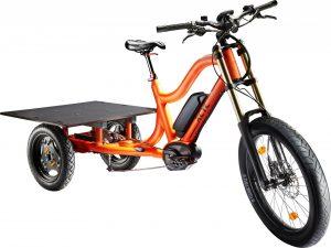 XCYC Pickup Allround 2020 Lasten e-Bike