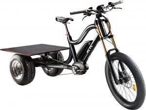 XCYC Pickup Performance 2020 Lasten e-Bike