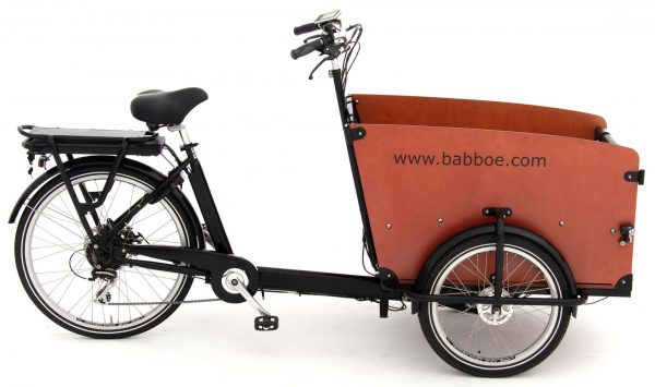 Babboe Big-E 2020 Lasten e-Bike
