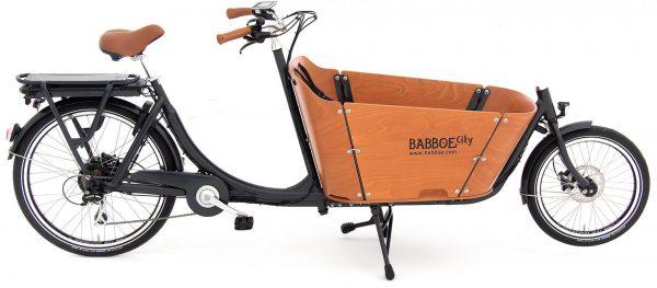 Babboe City-E 2020 Lasten e-Bike