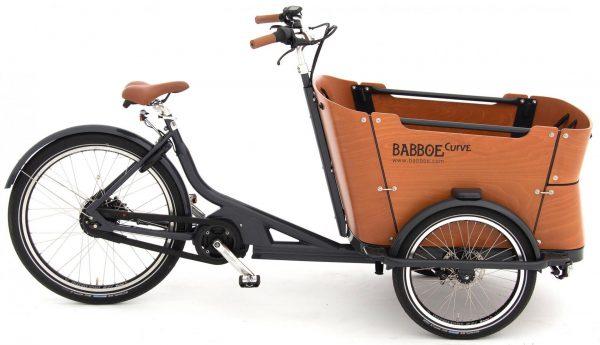 Babboe Curve Mountain 2020 Lasten e-Bike