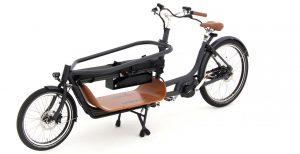 Babboe Slim Mountain 2020 Lasten e-Bike