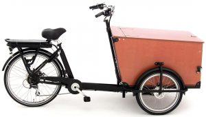 Babboe Transporter-E 2020 Lasten e-Bike