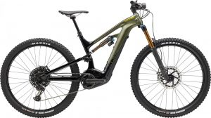 Cannondale Moterra 1 2020 e-Mountainbike