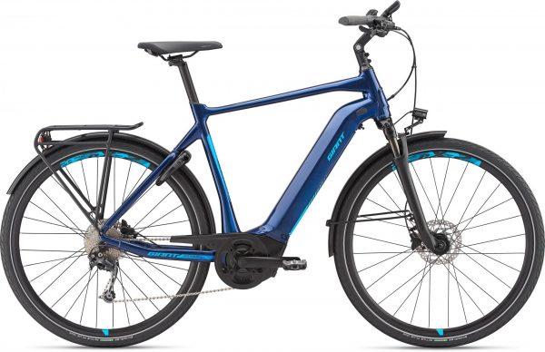 Giant Anytour E+ 2 GTS 2020 Trekking e-Bike