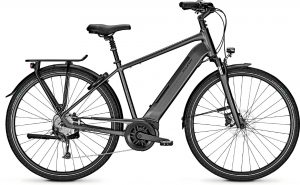 Raleigh Bristol 9 2020 City e-Bike