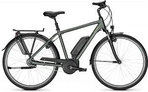 Raleigh Jersey 8 RT 2020 City e-Bike