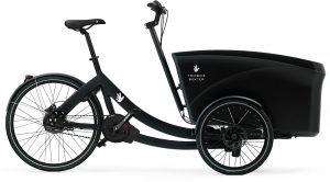 Triobike boxter e 2020 Lasten e-Bike