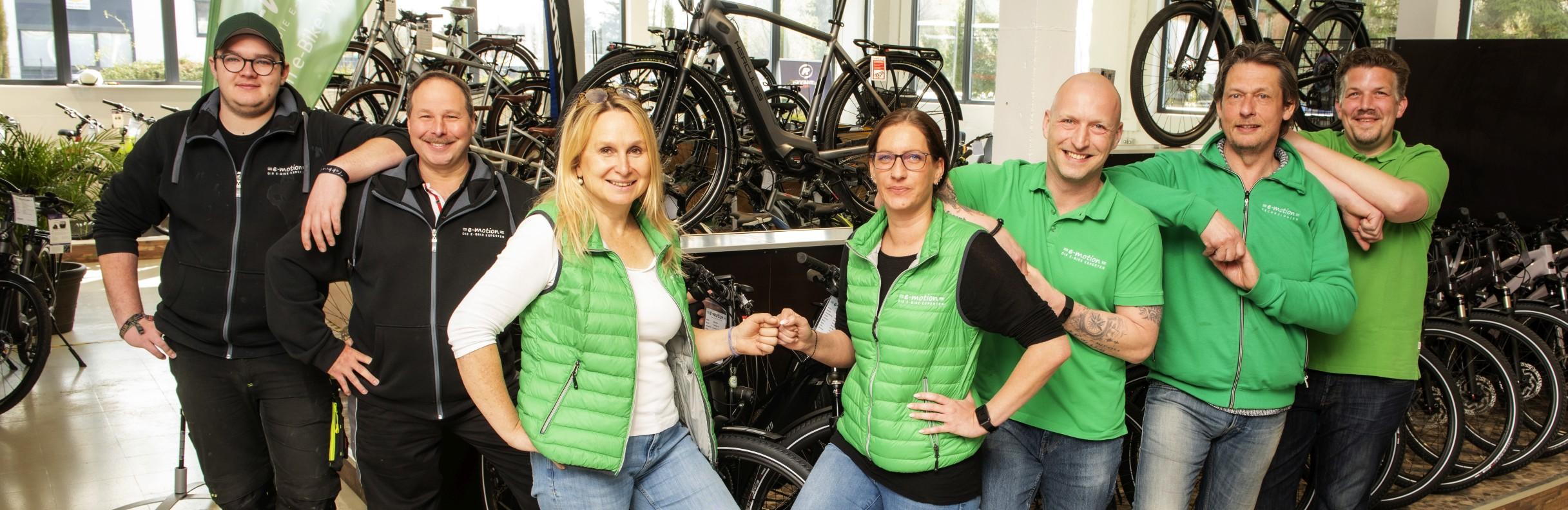 e-motion e-Bike Welt Bad Kreuznach