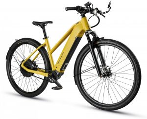 MTB Cycletech Code Lady 25 9XR 2020 Trekking e-Bike