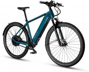 MTB Cycletech Code Man 25 9XR 2020 Trekking e-Bike