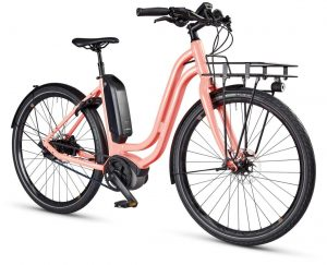 MTB Cycletech Libre Luz 25 Deore 2020 City e-Bike