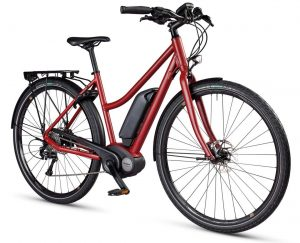 MTB Cycletech Pura Vida Luz Lady 25 Alfine Di2 2020 Urban e-Bike
