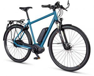 MTB Cycletech Pura Vida Luz Man 25 Deore 2020 Urban e-Bike