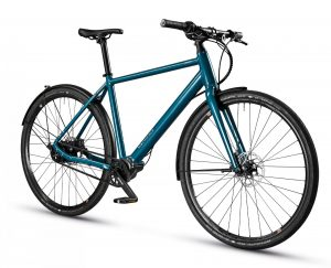 MTB Cycletech Souplesse GP 2020 Urban e-Bike