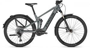 FOCUS Thron2 6.7 EQP 2020 e-Mountainbike