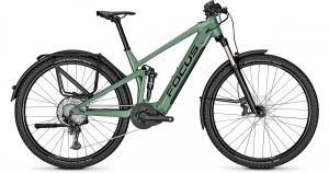 FOCUS Thron2 6.8 EQP 2020 e-Mountainbike