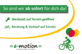 e-motion e-Bike Shop Hiltrup
