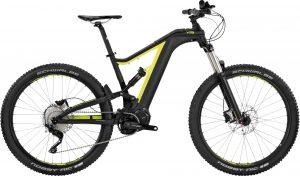 BH Bikes X-Tep Lynx 5.5 Pro-L 2020 e-Mountainbike