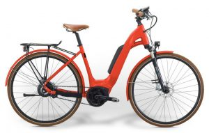 IBEX eAvantgarde SID Mono 2020 Trekking e-Bike,Urban e-Bike