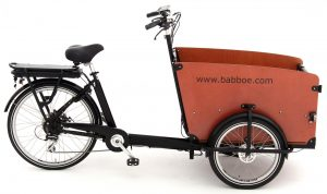 Babboe Big-E 2020 Lasten e-Bike