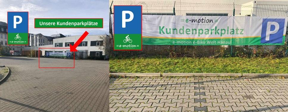 e-motion e-Bike Welt Hanau Beratungstermin buchen