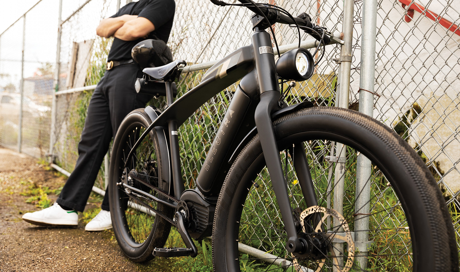 Electra Urban e-Bike Cafe Moto Go