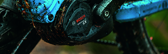 Bosch Performance Line CX GEN4