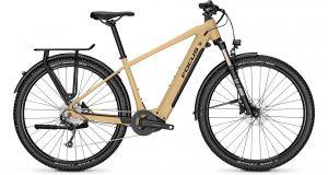 FOCUS Aventura2 6.6 2020 Trekking e-Bike,Urban e-Bike