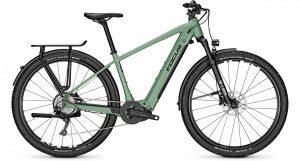 FOCUS Aventura2 6.8 2020 Trekking e-Bike,Urban e-Bike