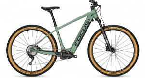 FOCUS Jarifa2 6.8 Seven 2020 e-Mountainbike